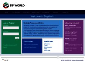 dpworld.tejari.com