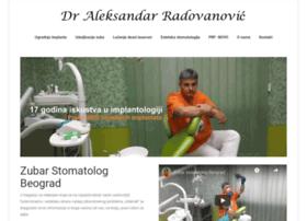dr-aleksandar-radovanovic.com