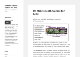 dr-mikes-math-games-for-kids.com