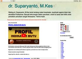 dr-suparyanto.blogspot.co.id
