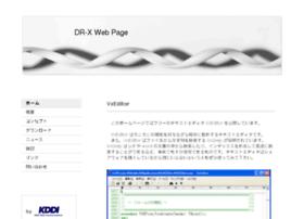 dr-x.jimdo.com