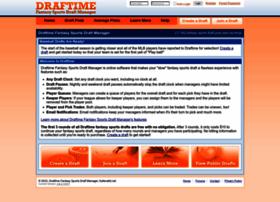 draftime.com