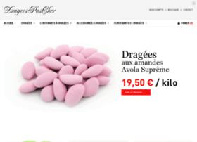 dragees-pascher.com