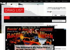 draglist.com