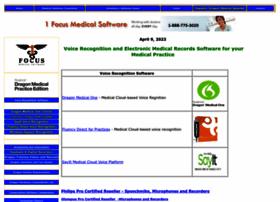 dragon-medical-transcription.com