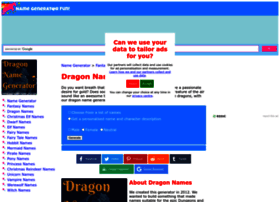 dragon.namegeneratorfun.com