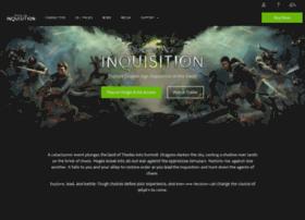 dragonage.com