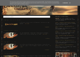 dragonageunivers.fr