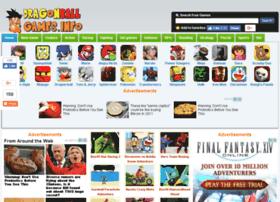 dragonballgames.info