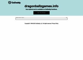 dragonballzgames.info