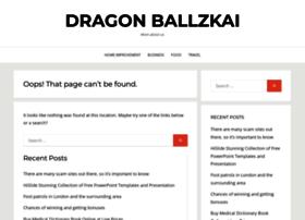 dragonballzkai.net
