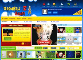 dragonballzkaigames.net