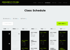 dragonflycycling.zingfit.com