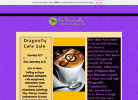 dragonflymusicandcoffee.com