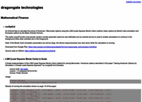 dragongate-technologies.com