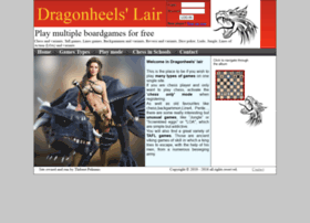 dragonheelslair.com