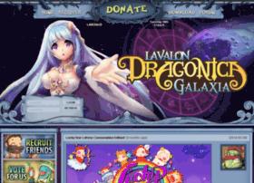 dragonica.lavalongames.com