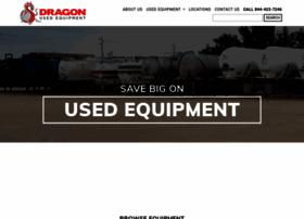 dragonusedequipment.com