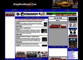 dragraceresults.com