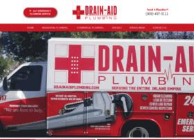drainaidplumbing.com