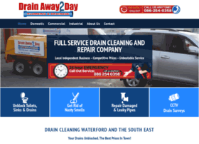 draincleaningwaterford.com
