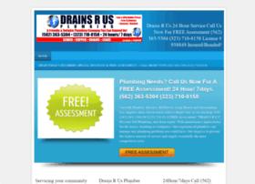 drainsrusplumber.com