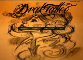 draktattoo.com