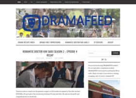 dramafeed.com
