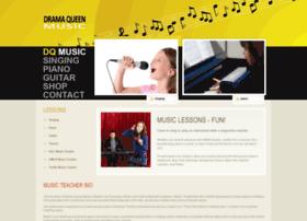 dramaqueenmusic.com.au