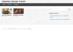 dramasonlinetoday.com