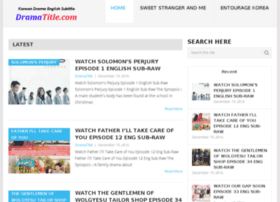 dramatitle.com