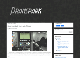 dranspark.blogspot.com