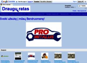 drauguratas.com