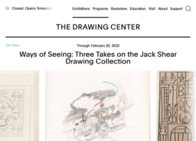 drawingcenter.org