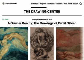 drawingcenter.org