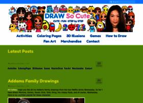 drawsocute.com