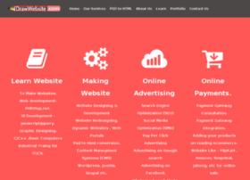 drawwebsite.com