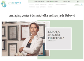 drbabovic.rs