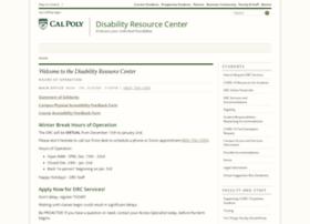 drc.calpoly.edu