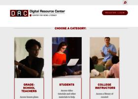 drc.centerfornewsliteracy.org