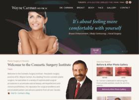 drcarmanplasticsurgery.com