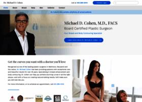 drcohenplasticsurgery.com