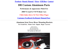 drcustomparts.com