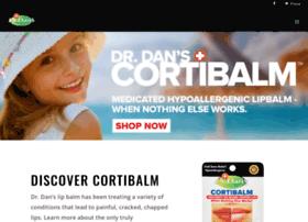 drdanslipbalm.com