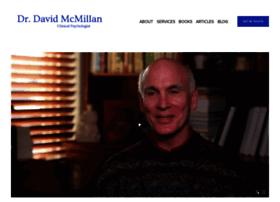 drdavidmcmillan.com