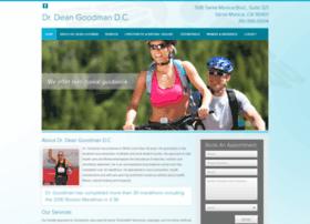 drdeangoodman.com