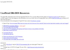 drdos.net