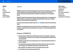 dream3d.bluequartz.net