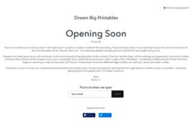 dreambigprintables.com