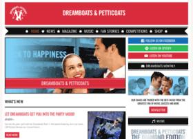 dreamboatsandpetticoats.com